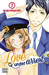 Love under Arrest Edition simple Tome 7