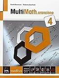 Multimath arancione. Con e-book. Con espansione online. Per le Scuole superiori: 2