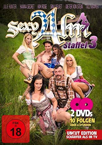Sexy Alm - Staffel 3 (2 Discs, Uncut Edition)