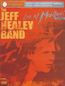 The Jeff Healey Band - Live at Montreux 1999 (inkl. CD) [Collector's Edition] [DVD]