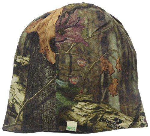 minus33Merino Wolle wendbar Schatten Beanie, Unisex, 3524, Mossy Oak, Einheitsgröße - Mossy Oak Camouflage Kleidung