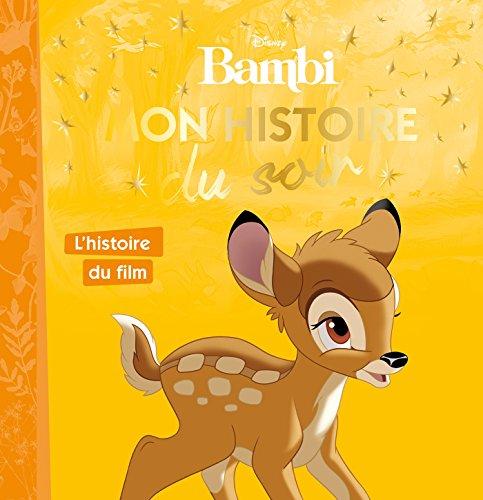 BAMBI - Mon Histoire du Soir [tout carton]