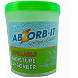Abzorb-IT - Refillabel Moisture Absorber, 300g (Pack of 3)