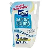 Best Jabones líquidos naturales - MIL MIL Sapone Liquido Sacco Ricarica 2 Lt Review