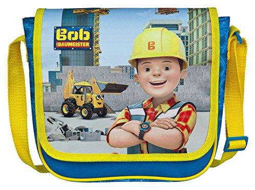 Undercover BODB7293 Kindergartentasche, Bob der Baumeister, ca. 21 x 22 x 8 cm Kindergartentasche