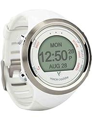 VOICE CADDIE T1 WHITE - Reloj GPS para Golf