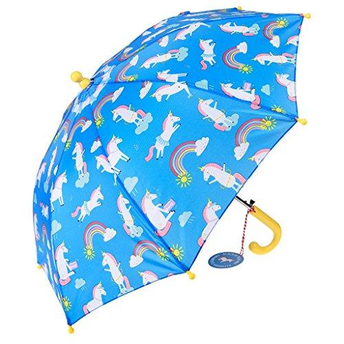 (Kinderregenschirm mit Magischem-Einhorn-Design)