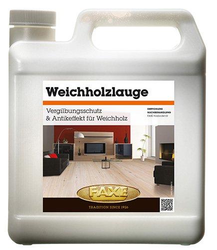 Faxe Weichholzlauge 2,5 l -