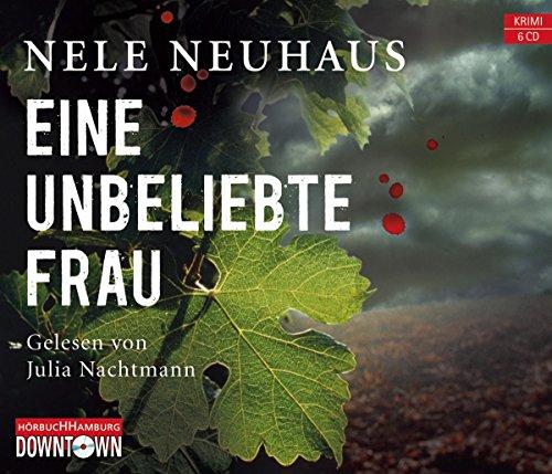 Eine unbeliebte Frau: 6 CDs (Ein Bodenstein-Kirchhoff-Krimi, Band 1)