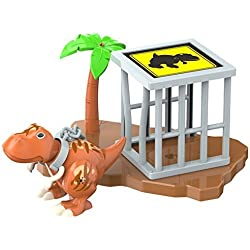 Silverlit DigiDinos Playset with Troy Tyrannosaurus Rex and Cage Habitat by SilverLit