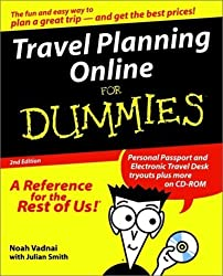 Travel Planning Online For Dummies (For Dummies (Computers)) by Noah Vadnai (2000-03-08)