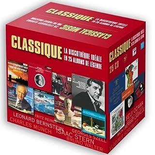 Classique : la discothèque idéale en 25 albums de légende by Artistes Divers (B0046VRR5A) | Amazon price tracker / tracking, Amazon price history charts, Amazon price watches, Amazon price drop alerts