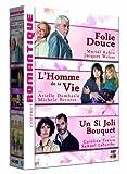 Coffret Comédies romantiques : Folie douce / L'homme de ta vie / Un si joli bouquet