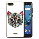 eSwish Gel TPU Phone Case/Cover for Wiko Tommy 3 / Cat