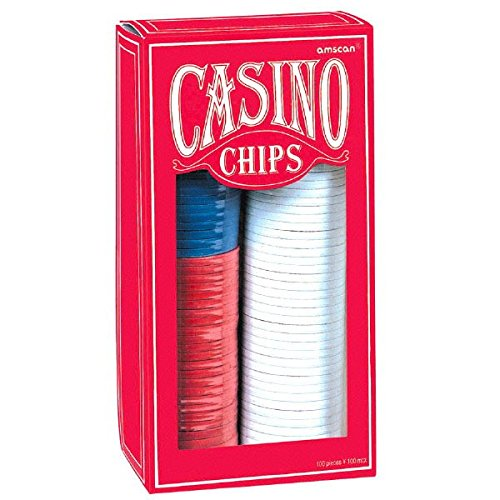 falksson Casino Party Chips Black Jack Themenparty Mottoparty