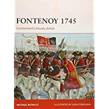Fontenoy 1745: Cumberland's bloody defeat (Campaign)