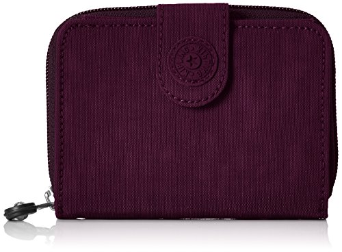 Kipling New Money - Portefeuille Femme - Violet (REF34Z Plum Purple) - 9.5 EU