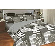 Funda nórdica estampada Estrellas INDIANA (Para cama de 90x190/200 (Nórdico de 150))