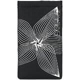 Golla Pochette slim ligne IDA pour Téléphone portable Noir Taille S