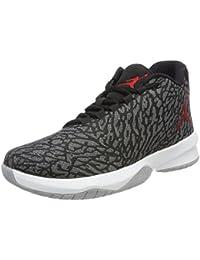 pretty nice 9d17b 24aa4 Nike Herren Jordan B. Fly Basketballschuhe Schwarz Grau