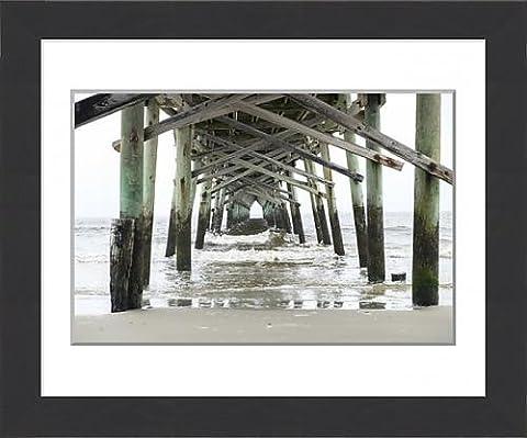 Framed Print of USA, North Carolina, Wilmington, Oceanic