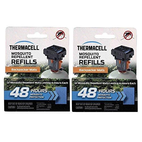 Thermacell M48 Mückenschutzmatten für MR-BP Repeller (24 Stück)