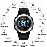 smart watch Reloj Inteligente,Rastreador De Fitness con El Ritmo CardíAco Y La PresióN Arterial