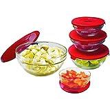 Jocca 4473F - Set de bowls de cristal