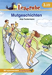 Leserabe - Schulausgabe in Broschur: Mutgeschichten