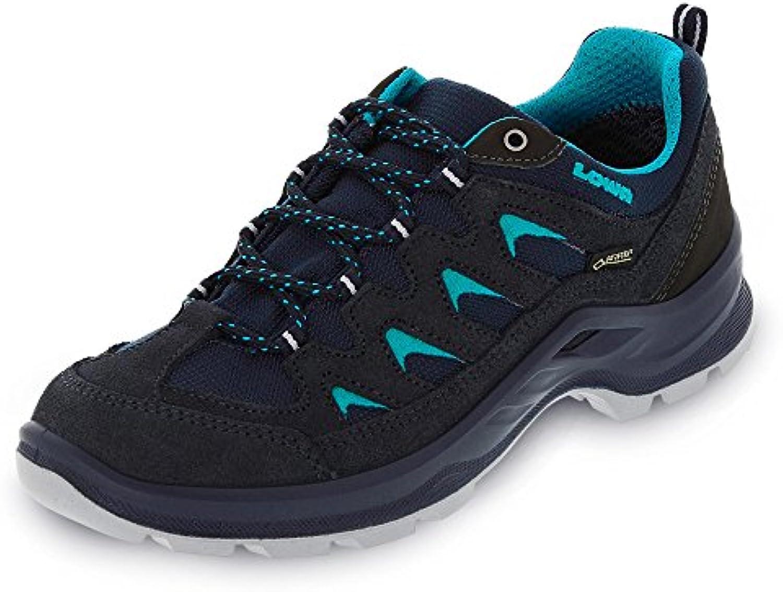 Lowa Levante GTX Low, Stivali Stivali Stivali da Escursionismo Donna Navy Türkis | Promozioni  cfe544
