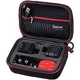 """Smatree® SmaCase GS75- professionale Caso per GoPro Hero4 Session e accessori (6.8 """"x2.7"""" x5 """") - con eccellente Cut Foam interni"""