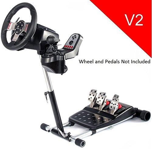 Wheel Stand Pro for MadCatz Pro Racing Force Feedback Wheel(ACHTUNG! Dieser Verkaufs ist f_r den Stand auf. R_der und Pedale nicht inbegriffen.)