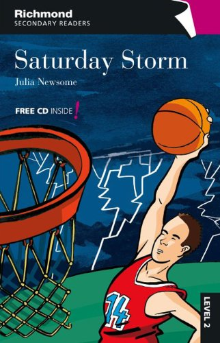 Saturday storm, level 2 (Secondary Readers) - 9788466812146