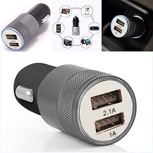 Cargador de coche Meihet con 2 puertos USB por sólo 1,80€ usando el #código: 4FETJJ63
