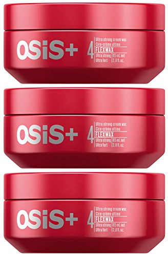 Schwarzkopf Osis+ Flexwax Ultra Strong Cream Wax -