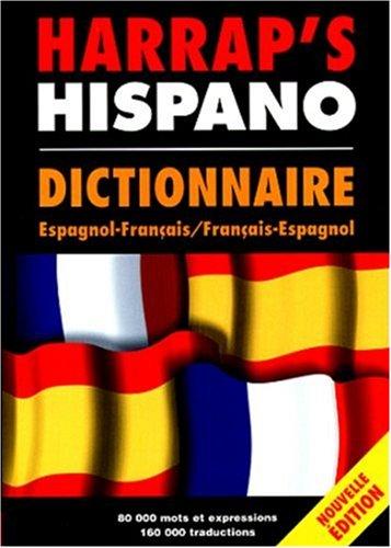 Harrap's Hispano. Dictionnaire Espagnol - Français, Français - Espagnol