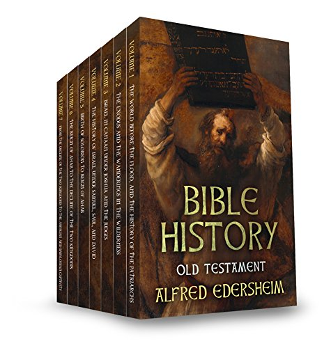 Bible History: Old Testament (English Edition) por Alfred  Edersheim