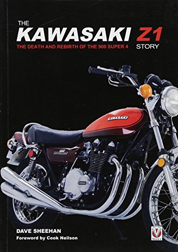 The Kawasaki Z1 Story Cover Image