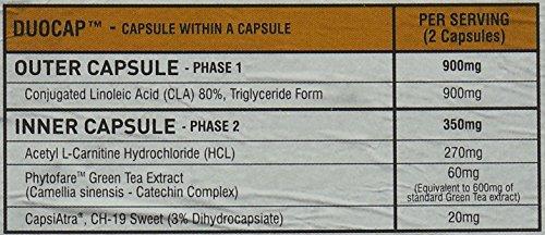 Grenade Thermo Detonator Stim-Free Weight Management Capsules Test