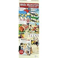 1950s Memories Calendar (1950 Calendario)