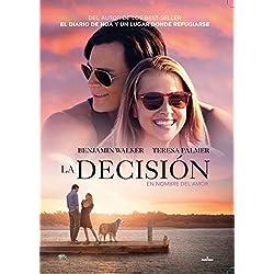 La Decisión [DVD] | Nicholas Sparks