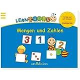 Lernraupe - Mengen und Zahlen (Kindergarten-Lernraupe)