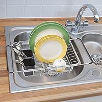 Amazon.it: scolapiatti da appoggio per lavello: Casa e cucina