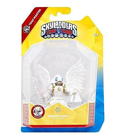 Skylander Knight Light - Figurine Skylanders : Trap Team - Trap