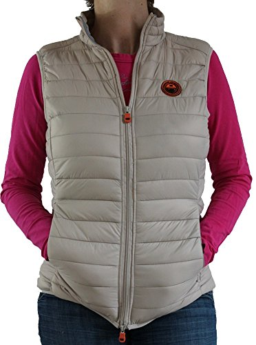 Geographical Norway -  Gilet  - Giacca trapuntata - Donna Pietra