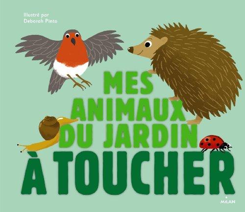 Vignette du document Mes animaux du jardin à toucher