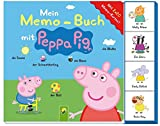 Mein Memo-Buch mit Peppa Pig: Mit 2 x 20 Memo-Karten