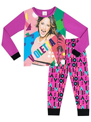Violetta Mädchen Disney Violetta Schlafanzug 152cm