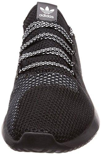 Adidas Tubular Shadow, Sneaker Uomo Nero (noyau Noir / Noyau Noir / Chaussures Blanc)