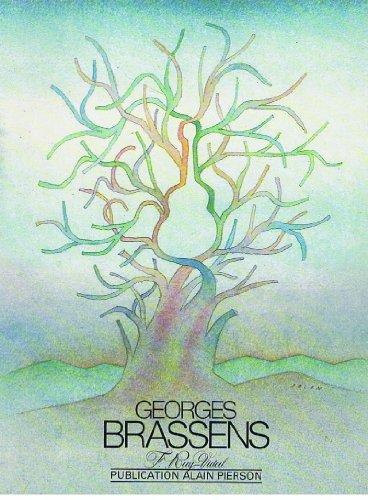 Georges Brassens : 35 chansons publiées...
